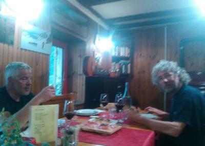 Repas à Jervis