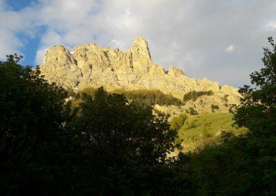 Aiguillette du Lauzet - Voie Davin