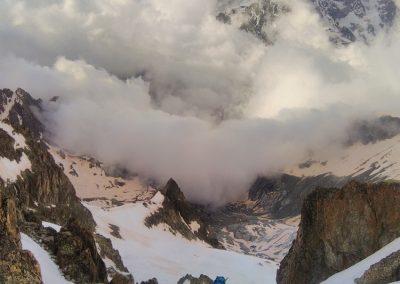 Stage Dôme des Ecrins - Traversée du Pic d'Arsine