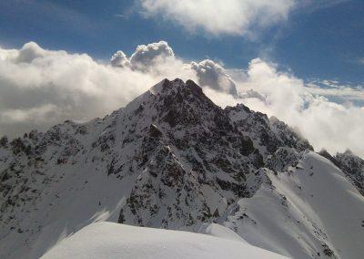 Stage initiation alpinisme - Les Agneaux tout beaux