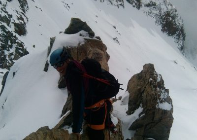Stage initiation alpinisme - Yiha