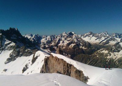 Meije Orientale - Col du Pavé