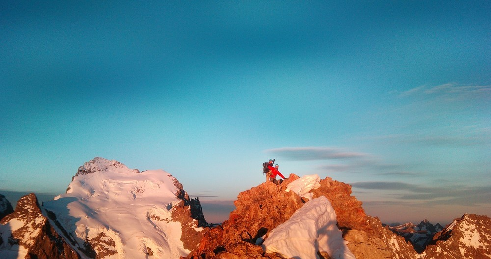 Stage autonomie alpinisme