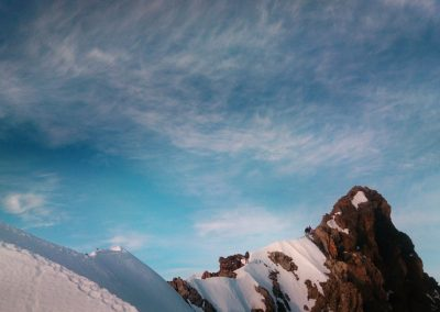 Stage autonomie - Roche Paillon - En avant pour la traversée