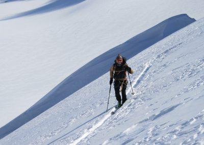 Raid ski Haute Maurienne - Happy?