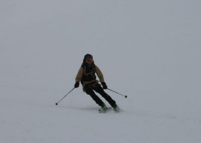 Raid ski Haute Maurienne - Du bon ski