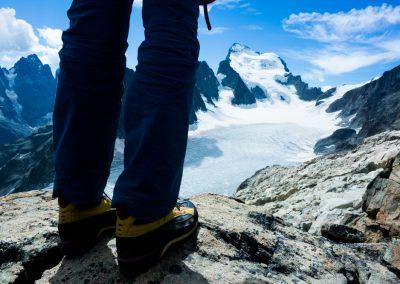 L'alpinisme c'est le pied