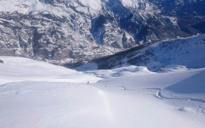 La Blanche – Ski de randonnée