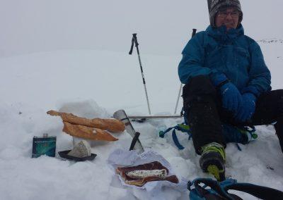 Ski de randonnée - Maloqueste - Juste de quoi survivre!