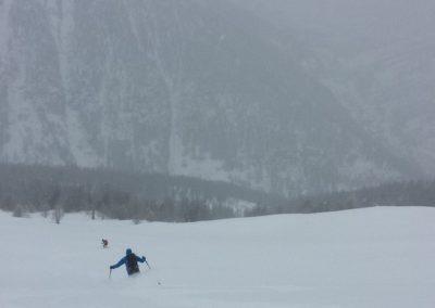 Ski de randonnée - Maloqueste - Pas facile tous les jours