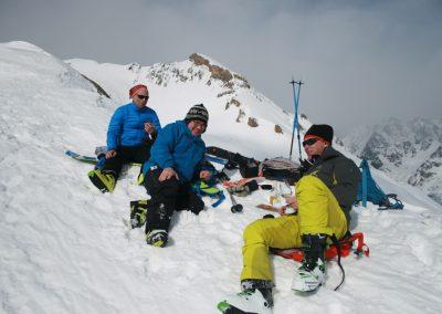 Ski de randonnée Pelvoux - Pas bien là?