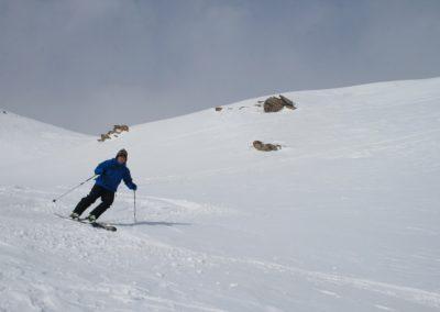 Ski de randonnée Pelvoux - Meilleur que prévu tout ça!