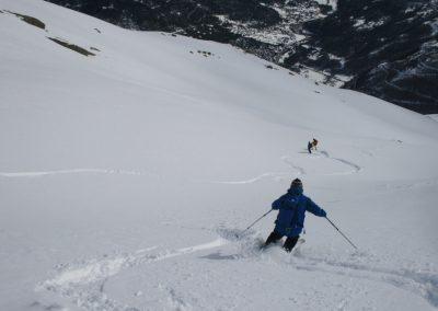 Ski de randonnée Pelvoux - Vraiment pas pire