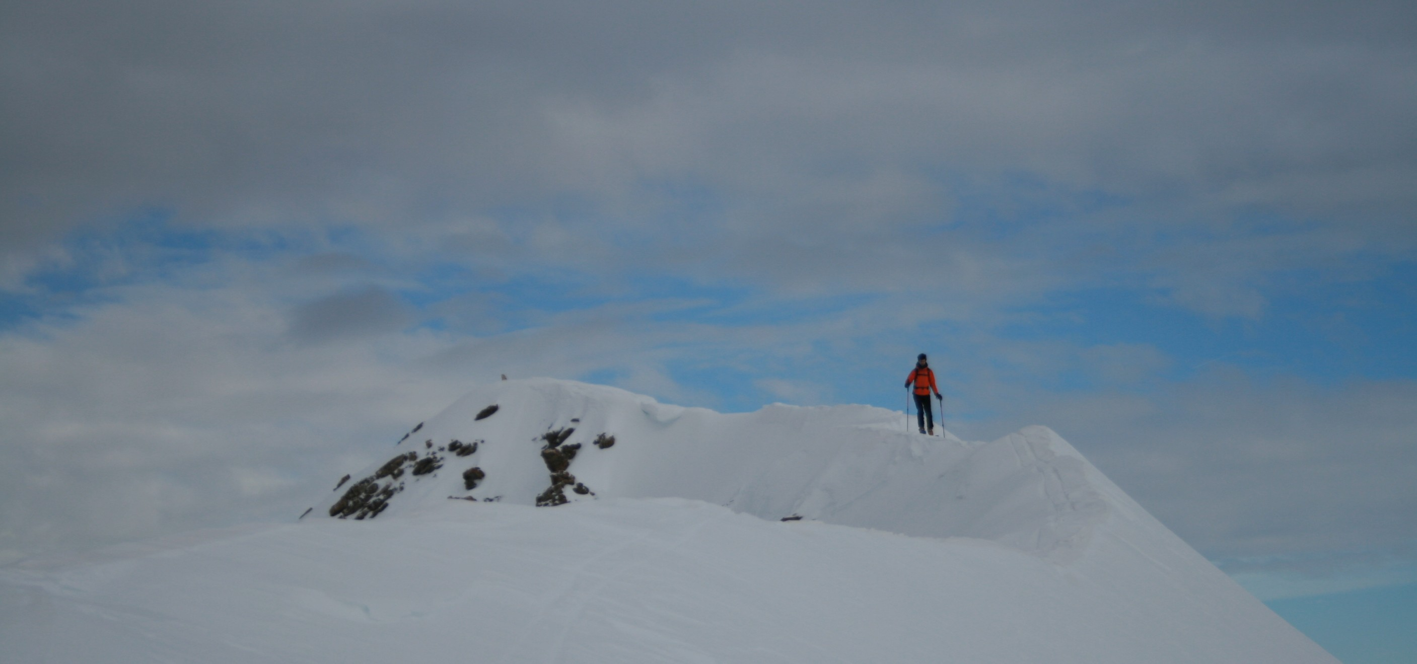 Les Orres - Du ski le matin