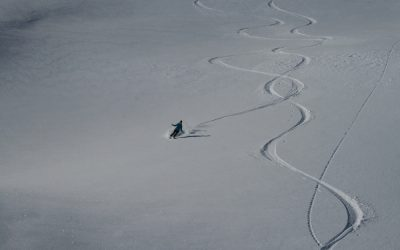 Rando à ski vers les Orres