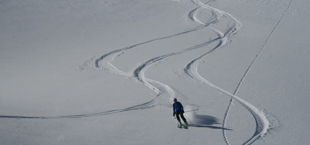 Ski de randonnée - Les Orres - Suivie de prêt par Cyril!