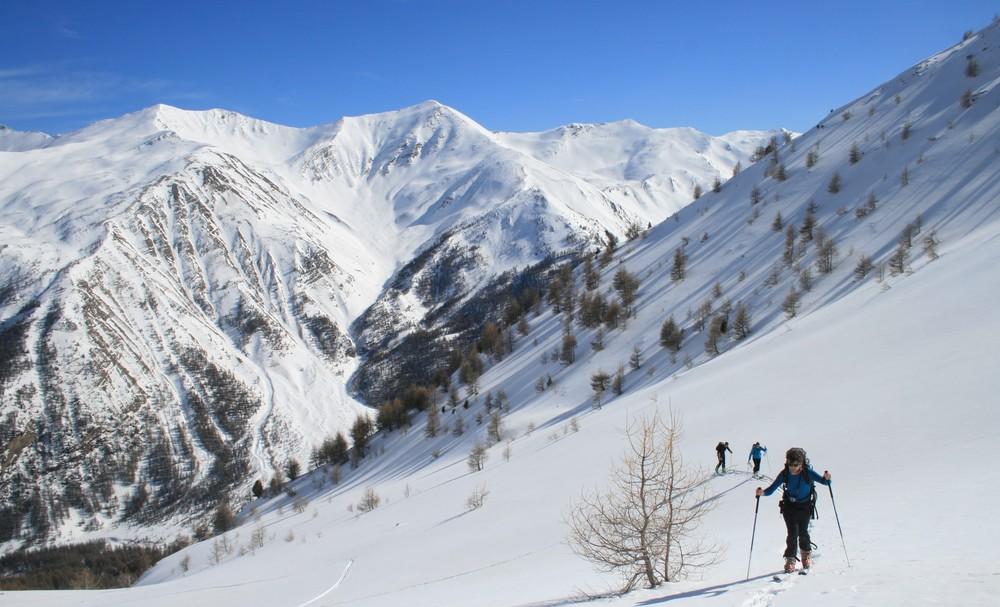Ski de randonnée - Les Orres - Yipi!