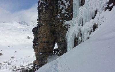 Initiation cascade de glace 2 jours
