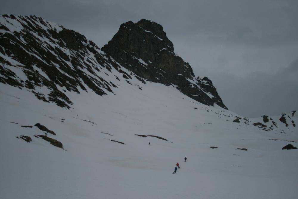 Raid ski Queyras - Tour des Toillies - Ski en Italie