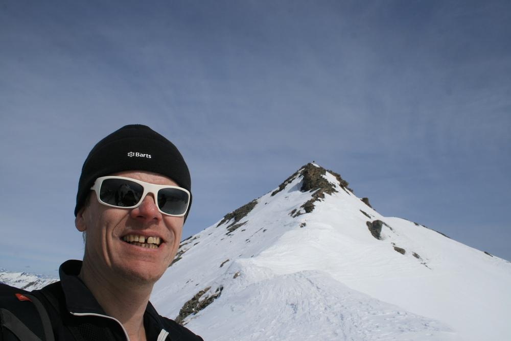 Raid ski Queyras - Tête du Longet - Finito!