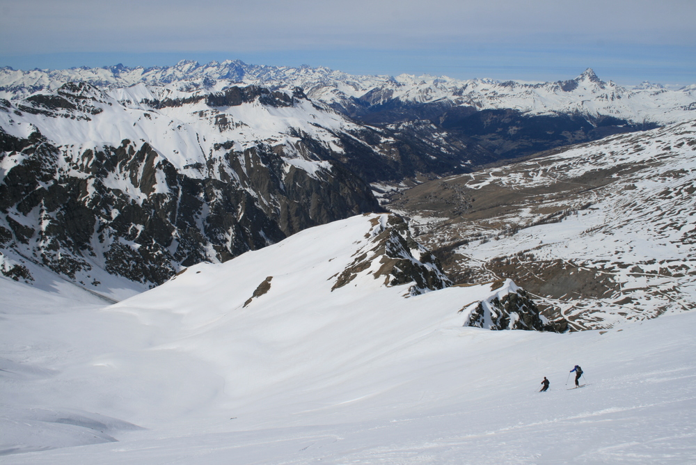 Raid ski Queyras - Tête du Longet - Y a de la place!