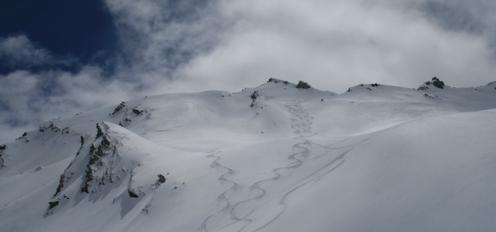 Cime du Grand Vallon - Signatures
