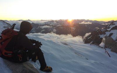 Initiation à l'alpinisme à Noman's land