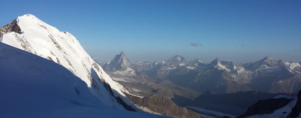 Mont-Rose - Ski - Tous les grands du Valais sont là!