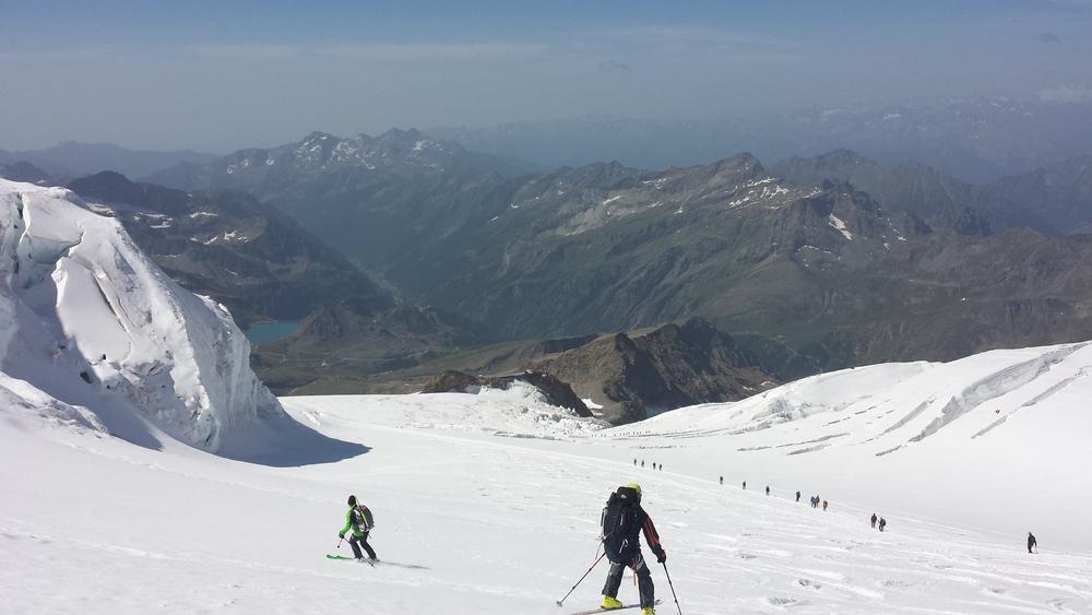 Mont-Rose - Ski - Pour qui la belle moquette?