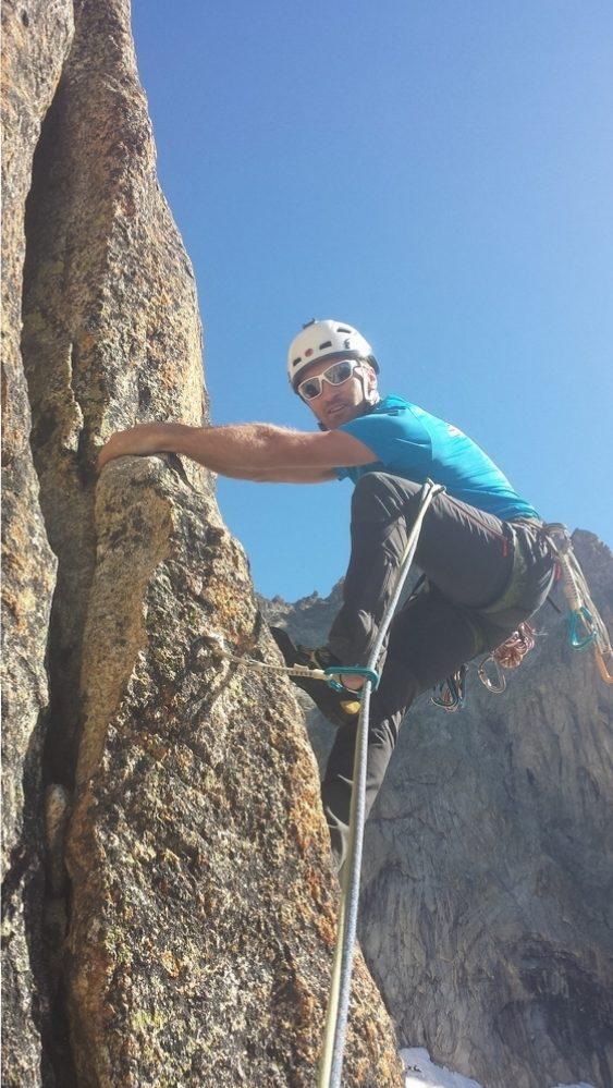 Ethiqe de la joie - Il est pas beau ce grimpeur?