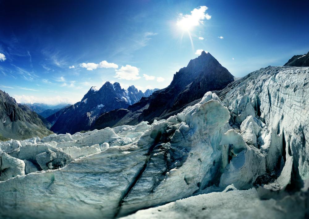 Stage initiation 5 jours- Sur le Glacier