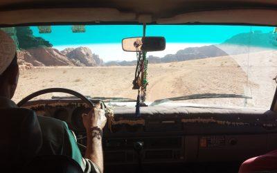 Barrah canyon – Rain in the Desert et Rumeurs de la pluie