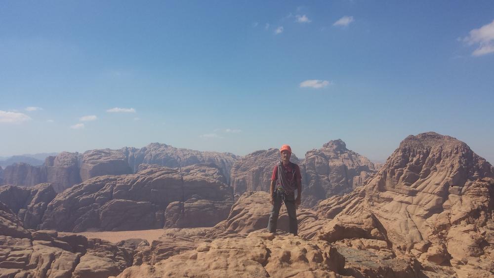 No Way for Ibex - Sur fond de Jebel