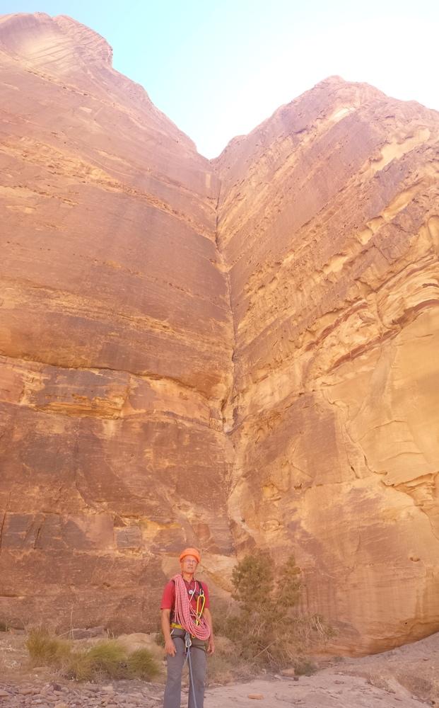 Barrah canyon - Rumeurs de la pluie - La ligne