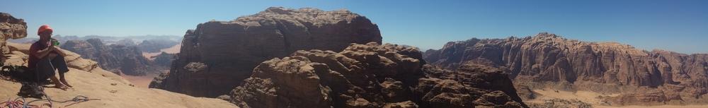 Jebel Um Ejil - Soumises - Pano