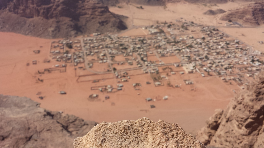 Six Hundreds und eins - Wadi Rum