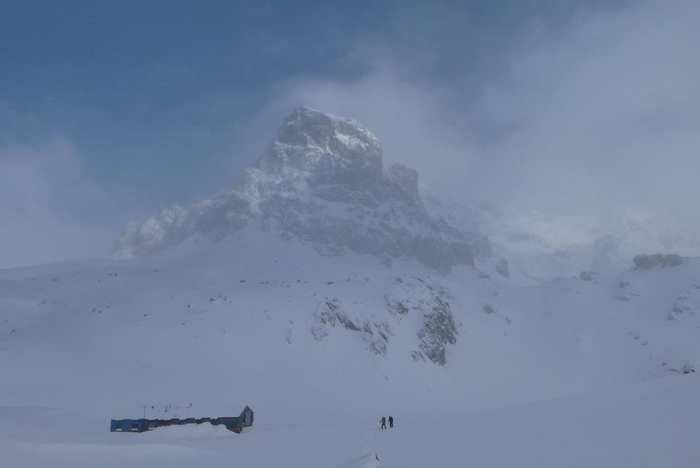 Ski randonnée Ubaye Fouillouse - Tour du Replat des Genisses - Refuge du ChambeyronSki randonnée Ubaye Fouillouse - Tour du Replat des Genisses - Refuge du Chambeyron