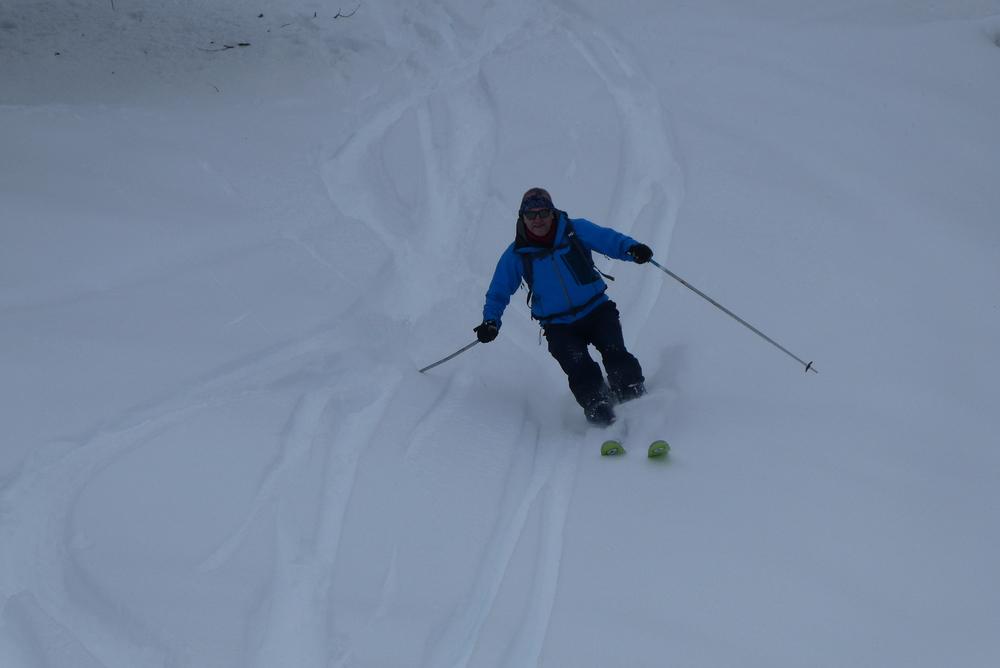 Ski randonnée les Orres - Ski randonnée les Orres - Etienne