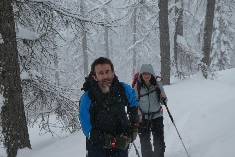 Mélézin - Régis et Emilie