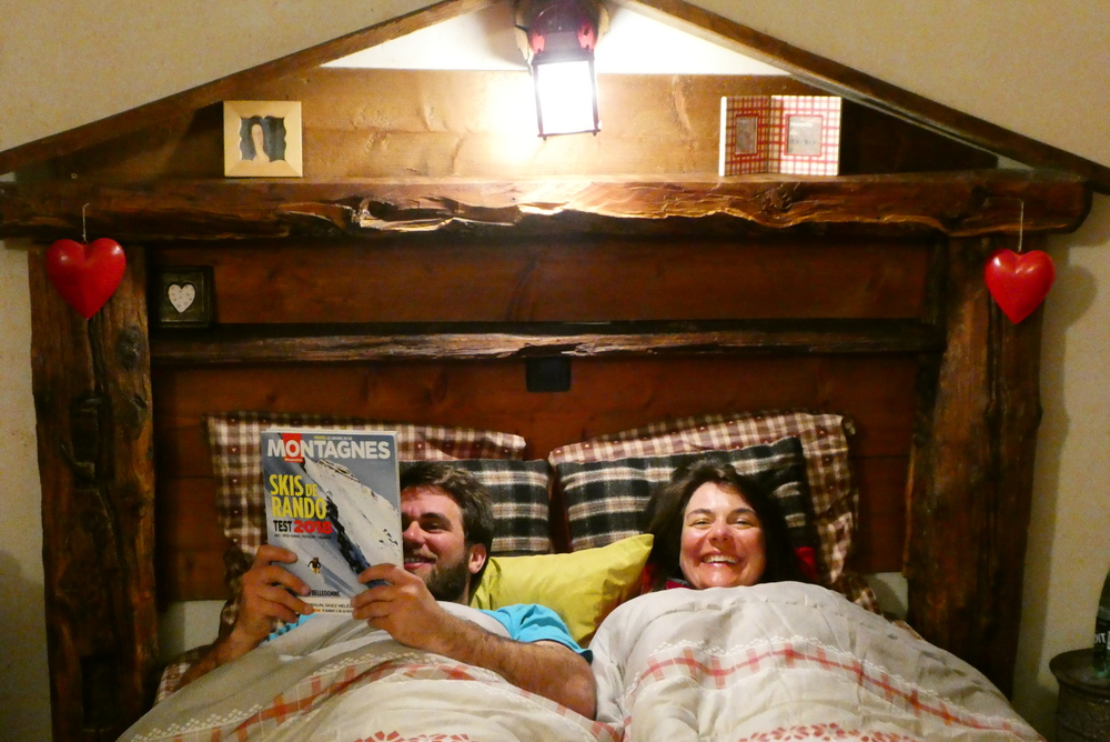 Couloirs - Sagnes Longues - Au lit les tourteraux