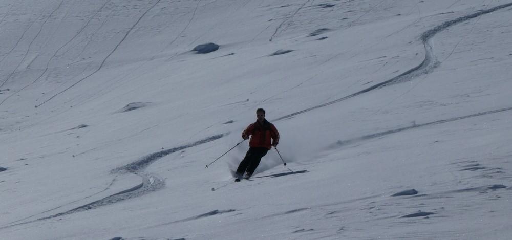 Ski hors piste rando - Valloire - Valmeinier - Lolo