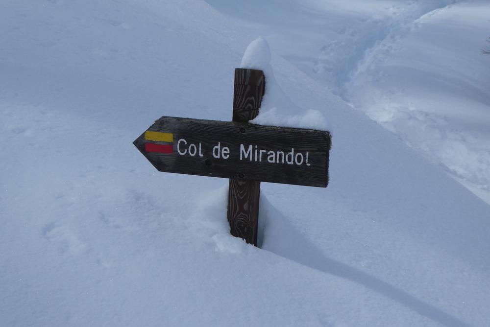 Week-end ski rando - Fouillouse - On va part là?