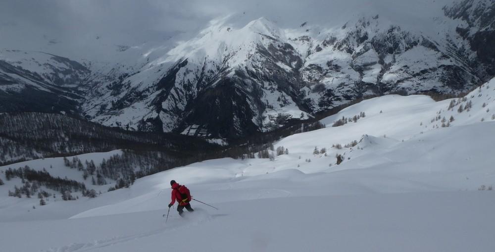 Week-end ski rando - Fouillouse - Christophe
