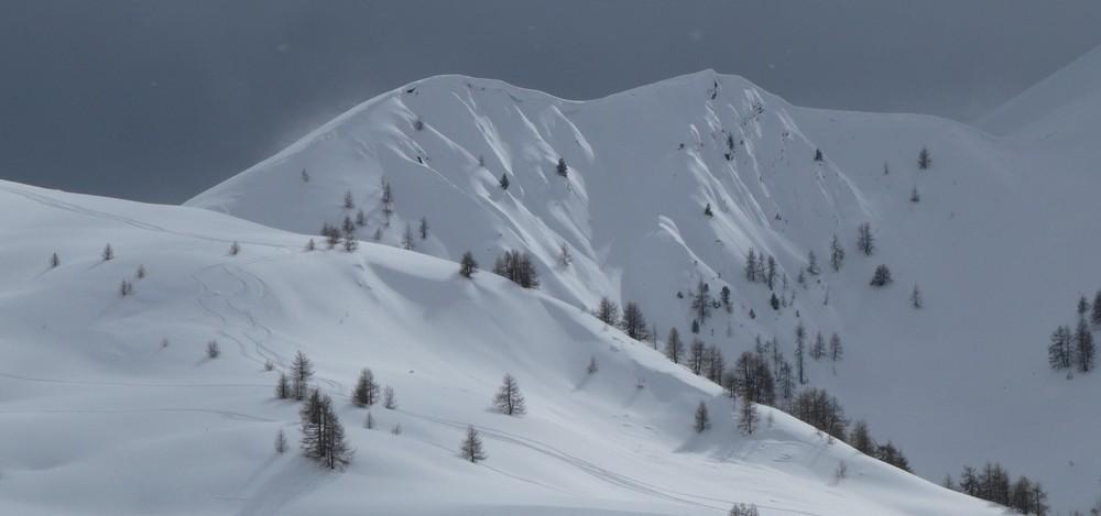 Week-end ski rando - Fouillouse - Beauté