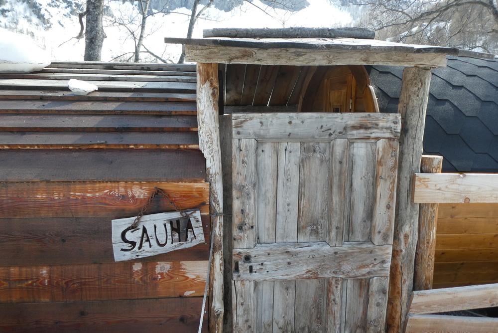Viviere - Sauna