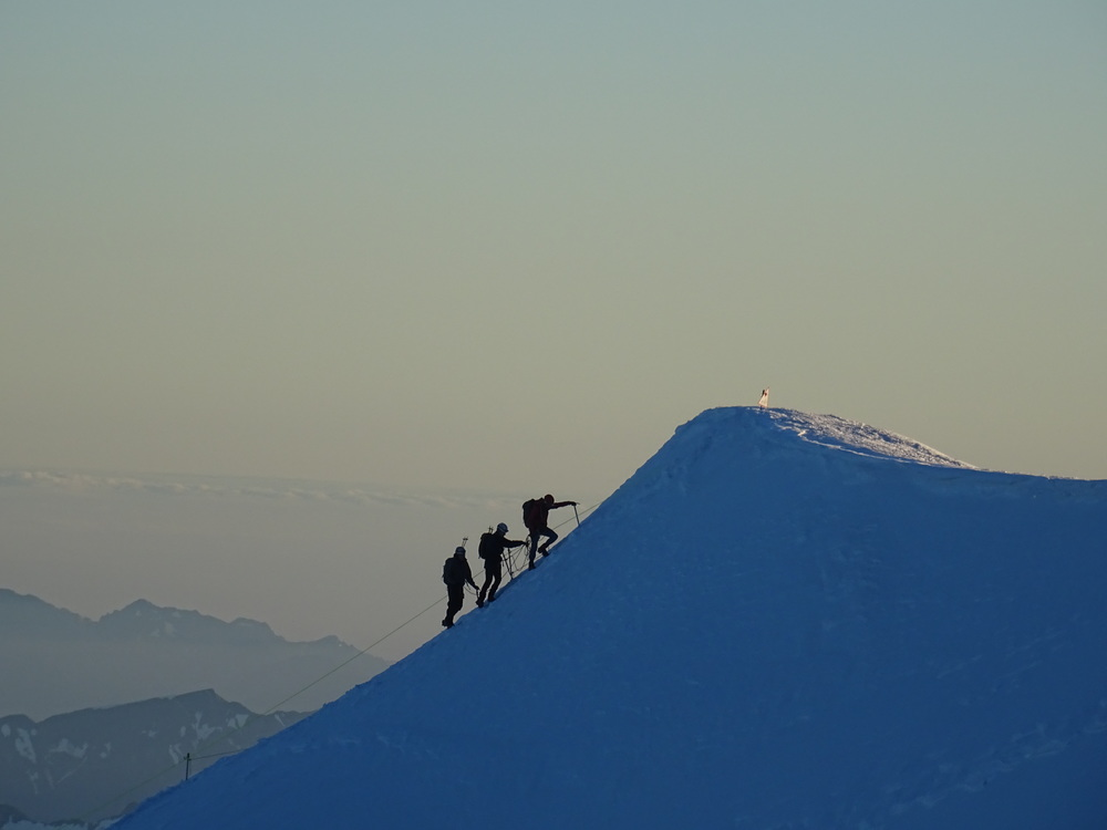 Mont-Blanc - Stan et Manu