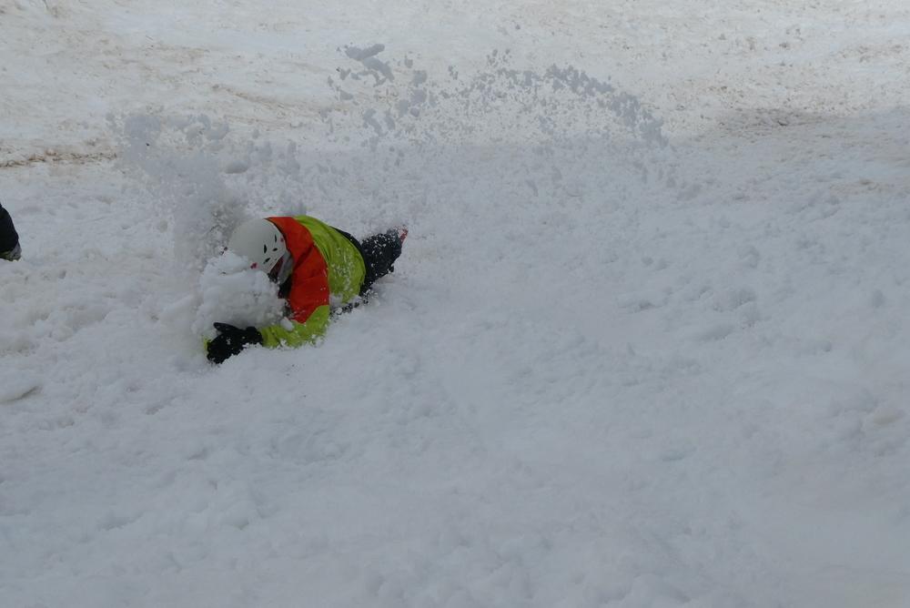 Raid ski Ecrins - Ecole de neige - Stan