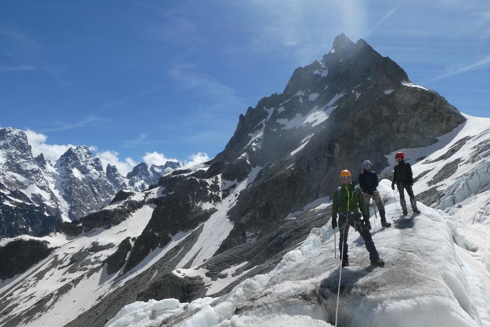 Dôme des Ecrins - 3 jours - Ecole de glace