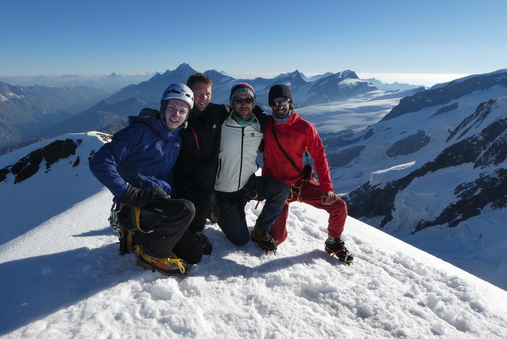 Castor et Pollux - La team au sommet