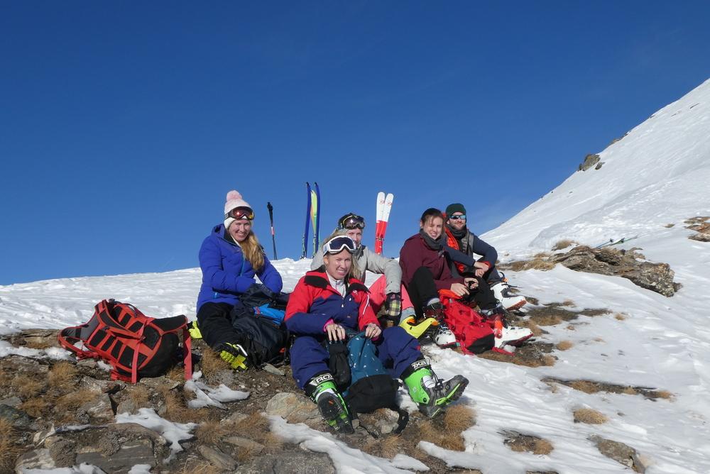Initiation ski randonnée - Pic Cornivier - Le meilleur moment
